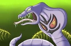 pokeddexed challenge: arbok|by kuto