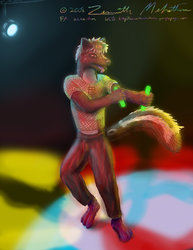 Ravin' Skunky|by Zennith