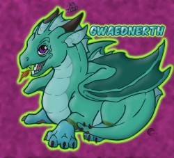 chibi Gwaednerth badge