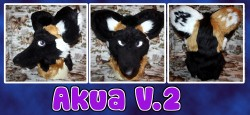 Akua Head v.2|by Lonewolf666