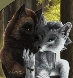 You're My Everything (Detail)|by Quelyntr