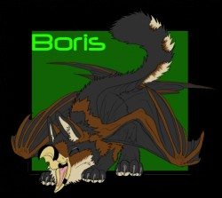 Brois the gryphon|by Huzante Huskerton