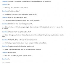 Cleverbot|by Robert johnson