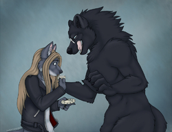May I have a Taste? By Deathjingle|by JudasWolf