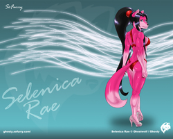 Selenica Rae: Pose - Desktop 1280x1024|by Ghosty