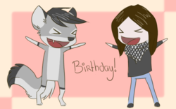 Birthday|by Hakuwolf