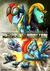 Wonderbolts: Assault Horizon|by Jeffk38uk