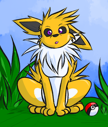 Jolteon|by mrpandragon