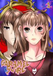 Caramel Swirl|by AnimeMuch