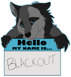 Triboro - Hello Badge|by IndiWolf