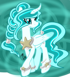 Princess Starr|by silvermidnight
