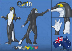 Cyrin - New reference sheet (clean)|by Avilon
