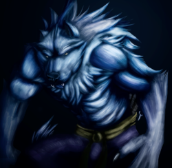 Jon Talbain|by CaptainEllipsis