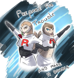 Prepare for Trouble|by Pasc