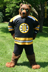 Big Bad Bruin|by Belic Bear