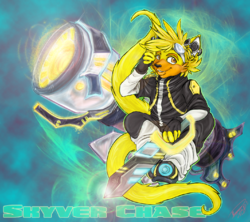 Contest Prize: Skyver Chase|by Mimic-Moonrat