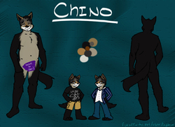 Chino v1|by Kaj the Liar