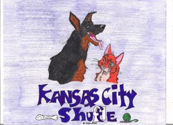 Kansas City Shuffle ~traditionally colored~|by HolidayPup