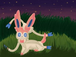 A Sylveon|by Doitean