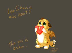 New Heart|by Leetah43