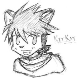 Quick Sketch|by KitKat18