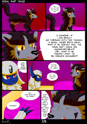 Soul and Yeno Page 15|by Kuroodo