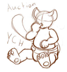 YCH Auction [CLOSED]|by starcandy12
