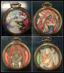 Watch Badge: Batch 1|by airraiser