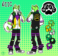 NIIC by Vallhund|by NIIC