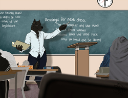 [CM-Northernwolf] Teaching|by Ceowolf