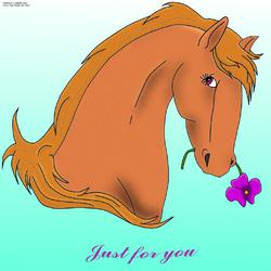 Just for you|by Amethyst Mare