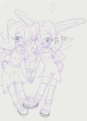 The Little Cuties (WIP)|by Flavel