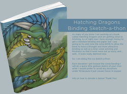 Hatching Dragons Sketch-a-thon|by Tojo-the-Thief