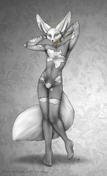Courtesan (by MoodyFerret)|by Etheras
