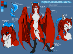 Korvia Azura Ref Pg.1 Final|by Korvia