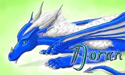 Dorey Badge|by Doran Eirok