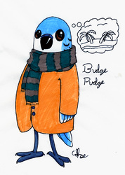 Budge Pudge|by francis rosting
