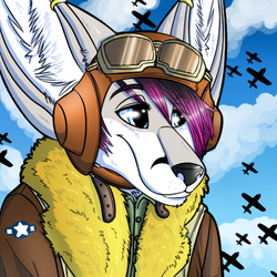 ww2 icon colored ver.|by cryoester