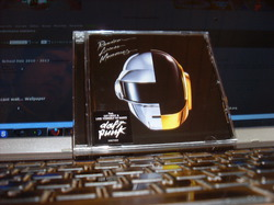 Daft Punk - Random Access Memories Album|by theAnum