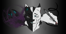 Dark and Light|by Ceowolf