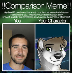 Comparison Meme|by Jovo