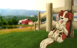 Hard Day on the Farm|by Lonewolf666