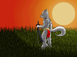 Fursona Sunset|by Depraved Indifference
