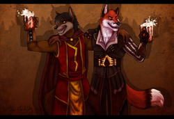 Let's Have Another Round On The House For The Assassins Guild|by JasonWerefox