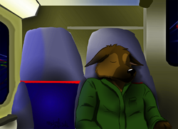 Commute|by Mike Folf