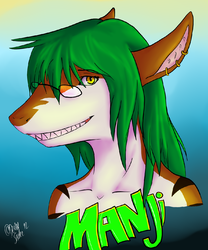 Manji|by DemonSnake