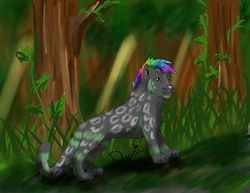Feral Form|by Arkarian