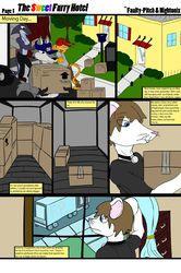 The Sweet Furry Hotel - Page 1|by faulty_pitch