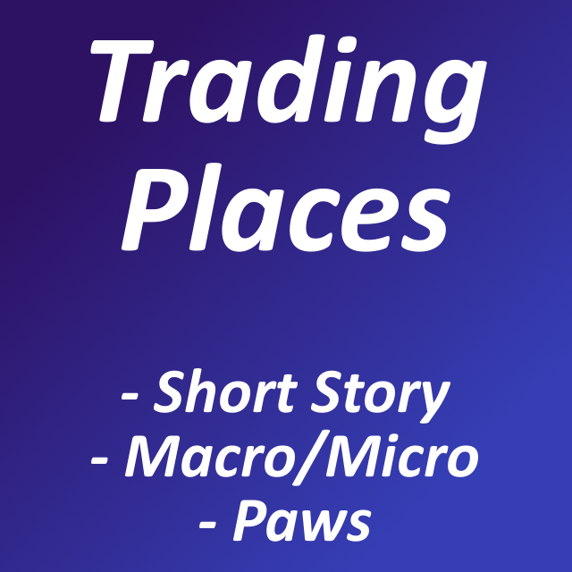 Trading Places|by Tirrell