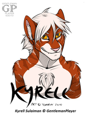 Kyrell by Temrin|by GentlemanPlayer